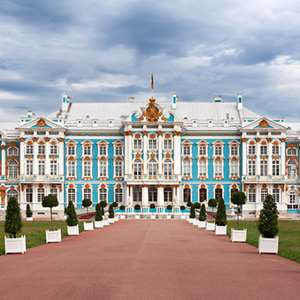 Catherine Palace, a Picture of Grandeur
