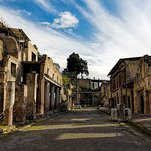 Discover Herculaneum with Tasting Dinner