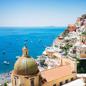 Cruise to Positano & Amalfi