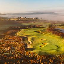 PLAY: Golf Swings or Thermal Springs