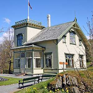 Edvard Grieg's House