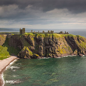 Stonehaven Visit and Dunnottar Castle