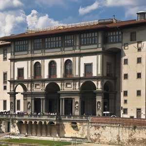 Highlights of Uffizi Gallery