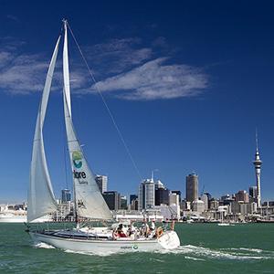 Sail Auckland Harbour