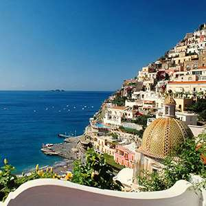 Charms of Positano