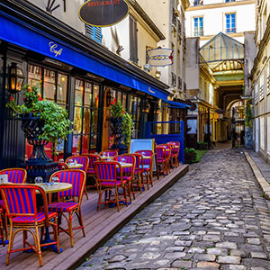 Paris Food Walk