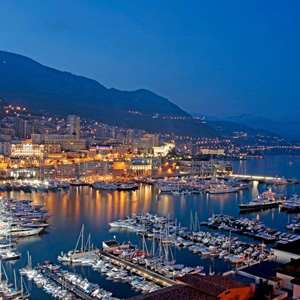 Grace, Glamour & Glitter: Monaco at Night with Dinner