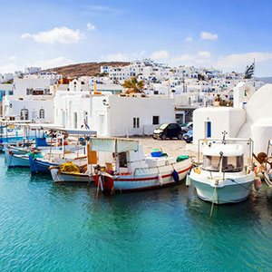 Saronic Islands Cruise