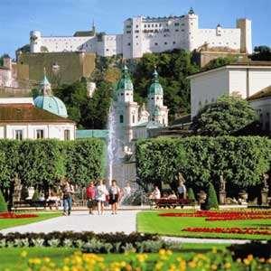 Discover Salzburg