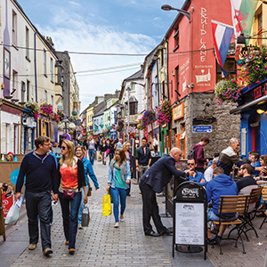 Galway Walking Tour