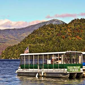 Lake Placid Cruise and Olympic Jumping Complex