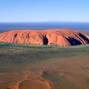 Scenic Helicopter Flight - Uluru/Ayers Rock & Kata Tjuta/The Olgas