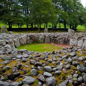 Clava Cairns and Pub Visit