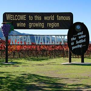 Napa & Sonoma Wine Country Tour