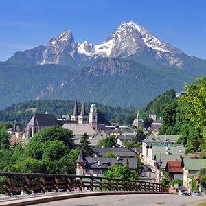 Breathtaking Berchtesgaden with Hitler's Eagle's Nest