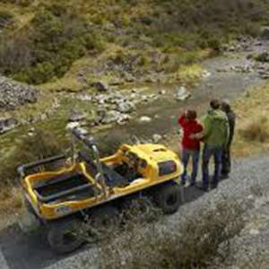 Tasman Valley 4WD & Argo Tour