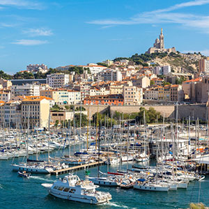 Boat Excursion to Marseille Bay and Frioul Island