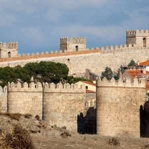 Excursion to Avila and Segovia
