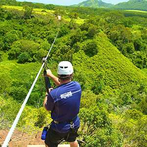 Kauai Zip Line Adventure