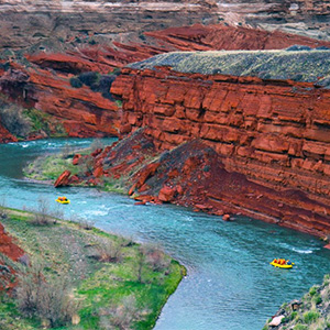 Shoshone River Float Excursion