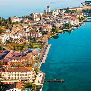 Discover Sirmione with Cruise on Lake Garda