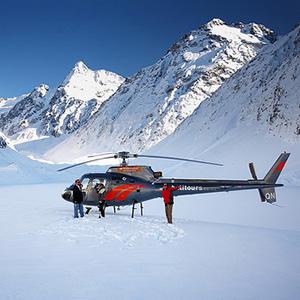 Tasman Glacier Experience Helicopter Flight - 35 Minutes