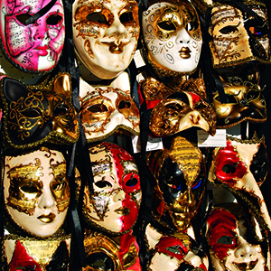 Paint Your Own Venetian Mask