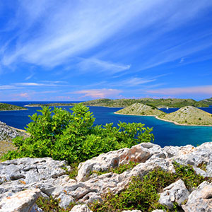 Cruise through Kornati National Park