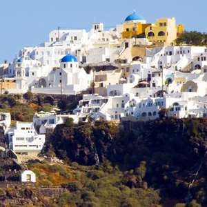 Excursion to Oia Village and Sunset