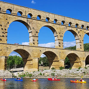 Pont du Gard Kayak Adventure