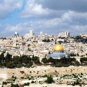 The Judean Desert Including: Inn of the Good Samaritan, Israel Museum and the Yad Vasheim Holocaust Memorial