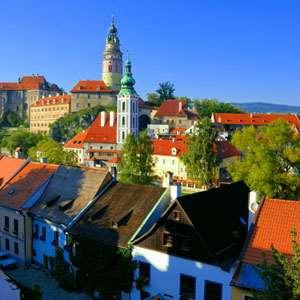 Southern Bohemia - Cesky Krumlov and Ceske Budejovice