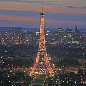 Discover Paris at Night