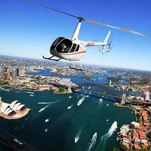 Sydney Harbour Helicopter Flight