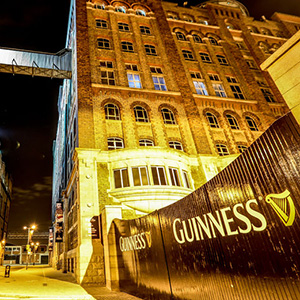 Guinness Storehouse Visit and Supper
