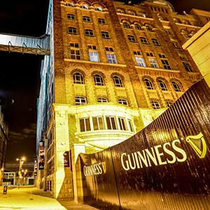 Guinness Storehouse Visit & Supper
