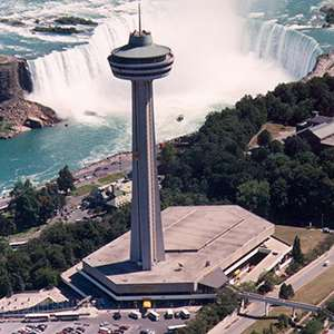 Skylon Tower Dinner