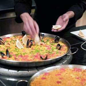 Paella, Tortilla and Sangria Cooking Experience