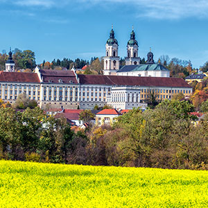 St. Florian, One of the World's Oldest Monasteries