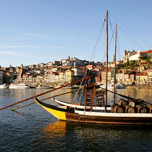 Cruise on the River Douro and Riverside Dinner