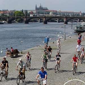 Discover Prague by eBike