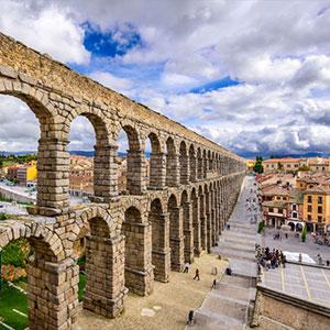 Segovia, Ávila & Toledo