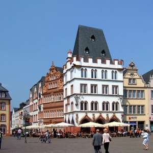 Discover Trier with Dinner