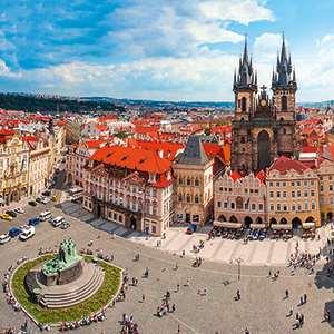 Prague Foodie Walking Tour