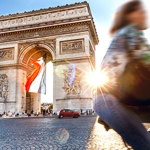 Paris on Two Wheels: City Highlights