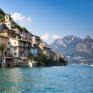 Lake Lugano Cruise with Meal