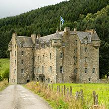 GAZE: Castle Stones & Tea with Scones