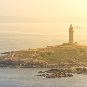 La Coruna in depth