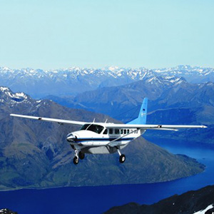 Upgrade One-Way Flight from Milford Sound to Queenstown