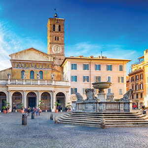 Trastevere for Foodies
